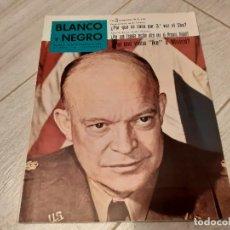 Diccionarios de segunda mano: LOTAZO DE 138 REVISTAS BLANCO Y NEGRO AÑOS 50 Y ALGUNOS DE 1960 - LOTE ÚNICO - MUY BUEN ESTADO. Lote 242272455