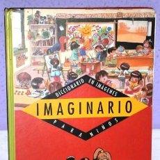 Diccionarios de segunda mano: IMAGINARIO / DICCIONARIO EN IMÁGENES PARA NIÑOS / EDICIONES SM EN MADRID 1992. Lote 243680480