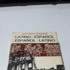 Diccionarios de segunda mano: DICCIONARIO ILUSTRADO LATINO ESPAÑOL SPES BIBLIOGRAF OCTAVA EDICION 1971. Lote 245278650