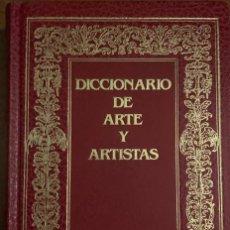 Diccionarios de segunda mano: DICCIONARIO DE ARTE Y ARTISTAS 1988. Lote 245309825