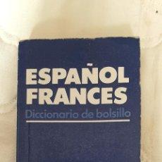 Diccionarios de segunda mano: DICCIONARIO FRANCES VOX-1966-PARAGRAF-TAPA DURA. Lote 245433890