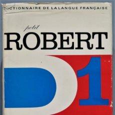 Diccionarios de segunda mano: 1979.- DICTIONNAIRE DE LA LANGUE FRANÇAISE. PETIT ROBERT 1. Lote 246173200