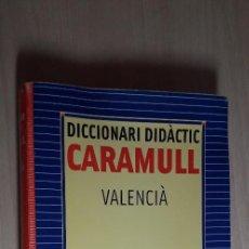 Diccionarios de segunda mano: 11-00643-ISBN 978-84-348-9416-5 DICCIONARIO VALENCIANO-ESPAÑOL CARAMULL. Lote 249037305