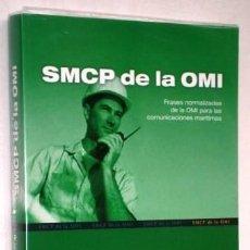 Diccionarios de segunda mano: SMCP DE LA ORGANIACIÓN MARÍTIMA INTERNACIONAL EN LONDRES 2002 PRIMERA EDICIÓN. Lote 249370015