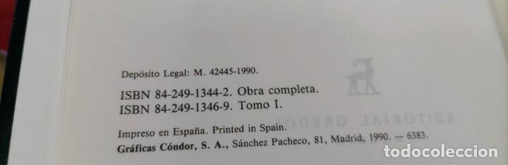 Diccionarios de segunda mano: MARIA MOLINER - DICCIONARIO DE USO DEL ESPAÑOL - 1990 - GREDOS - Foto 3 - 249526660