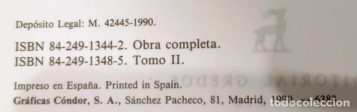 Diccionarios de segunda mano: MARIA MOLINER - DICCIONARIO DE USO DEL ESPAÑOL - 1990 - GREDOS - Foto 4 - 249526660
