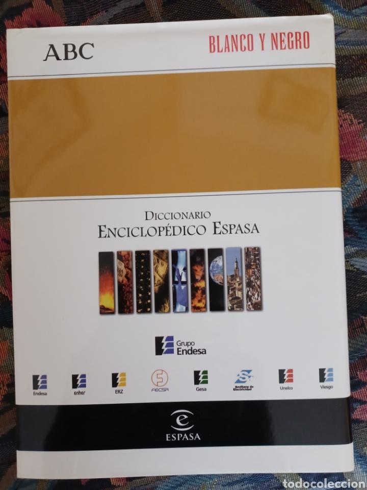 Diccionarios de segunda mano: DICCIONARIO ENCICLOPEDICO ESPASA-ABC - Foto 2 - 253488835