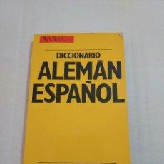 Diccionarios de segunda mano: 31711 - DICCIONARIO ALEMAN ESPAÑOL - EDITORIAL RAMON SOPENA - AÑO ?. Lote 254665975