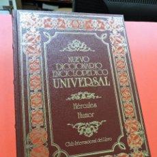 Diccionarios de segunda mano: NUEVO DICCIONARIO ENCICLOPÉDICO UNIVERSAL. HER HUM. HÉRCULES HUMOR. 23. Lote 254727490