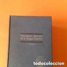 Diccionarios de segunda mano: 1964 DICCIONARIO ILUSTRADO DE LA LENGUA ESPAÑOLA , ARISTOS, TAPA DURA. Lote 254849625