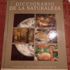 Diccionarios de segunda mano: DICCIONARIO DE LA NATURALEZA.. Lote 257349525