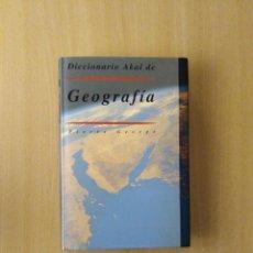 Diccionarios de segunda mano: DICCIONARIO AKAL DE GEOGRAFÍA. PIERRE GEORGE. Lote 257559210