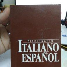 Diccionarios de segunda mano: DICCIONARIO ITALIANO ESPAÑOL Y ESPAÑOL-ITALIANO. L.25256. Lote 261262620