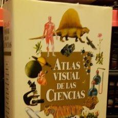 Diccionarios de segunda mano: ATLAS VISUAL DE LAS CIENCIAS - OCEANO. Lote 261324505