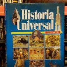 Diccionarios de segunda mano: HISTORIA UNIVERSAL OCEANO. Lote 261325055