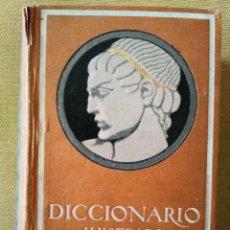 Diccionarios de segunda mano: DICCIONARIO ILUSTRADO DE LA REAL ACADEMIA, (SATURNINO CALLEJAS)1919. Lote 261605225