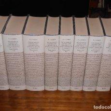 Diccionarios de segunda mano: DICCIONARIO DE CONSTRUCCION Y REGIMEN DE LA LENGUA CASTELLANA. R. J. CUERVO. EDITORIAL HERDER.. Lote 262251165