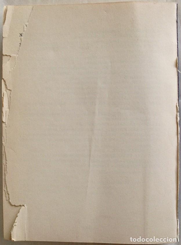 Diccionarios de segunda mano: 1972. DICCIONARIO TÉCNICO AERONÁUTICO INGLÉS - ESPAÑOL - TOMO III - IBERIA - Foto 8 - 262808345