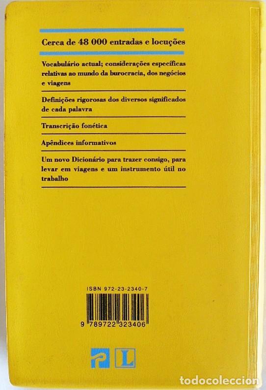 Diccionarios de segunda mano: 1998. DICIONARIO - DICCIONARIO FRANCES - PORTUGUES / PORTUGUES - FRANCES. ED. PRESENÇA - Foto 4 - 262812935