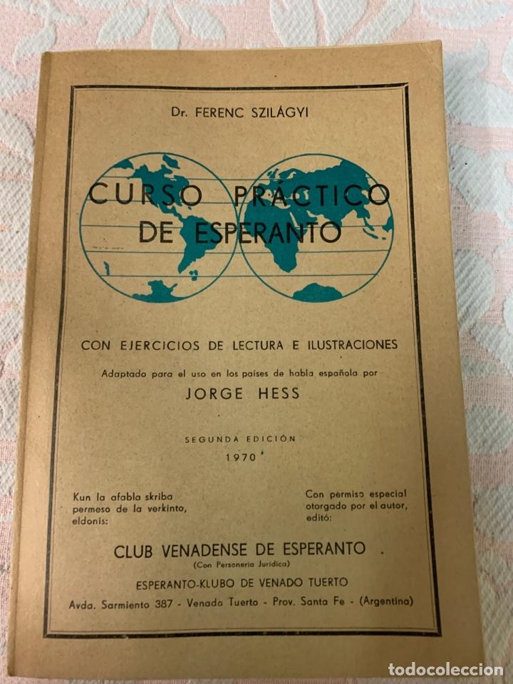 CLUB VENA DENXE DE ESPERANTO, EJERCICIOS DE LECTURA ILUSTRACIONES (Libros de Segunda Mano - Diccionarios)