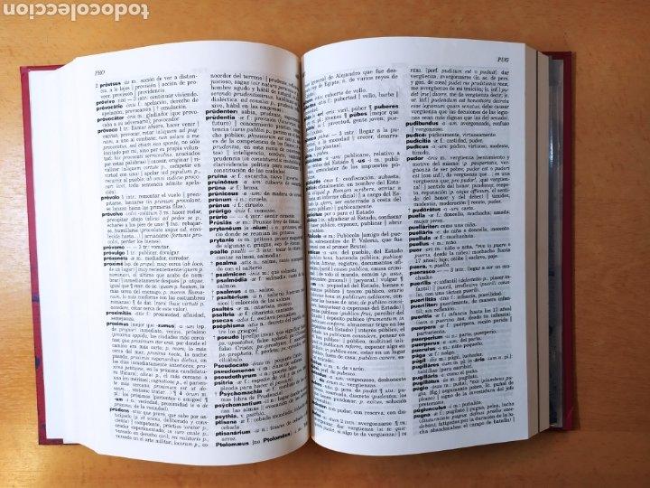Diccionarios de segunda mano: DICCIONARIO ILUSTRADO LATINO-ESPAÑOL & ESPAÑOL-LATINO / VOX. 2011 - Foto 3 - 263257960