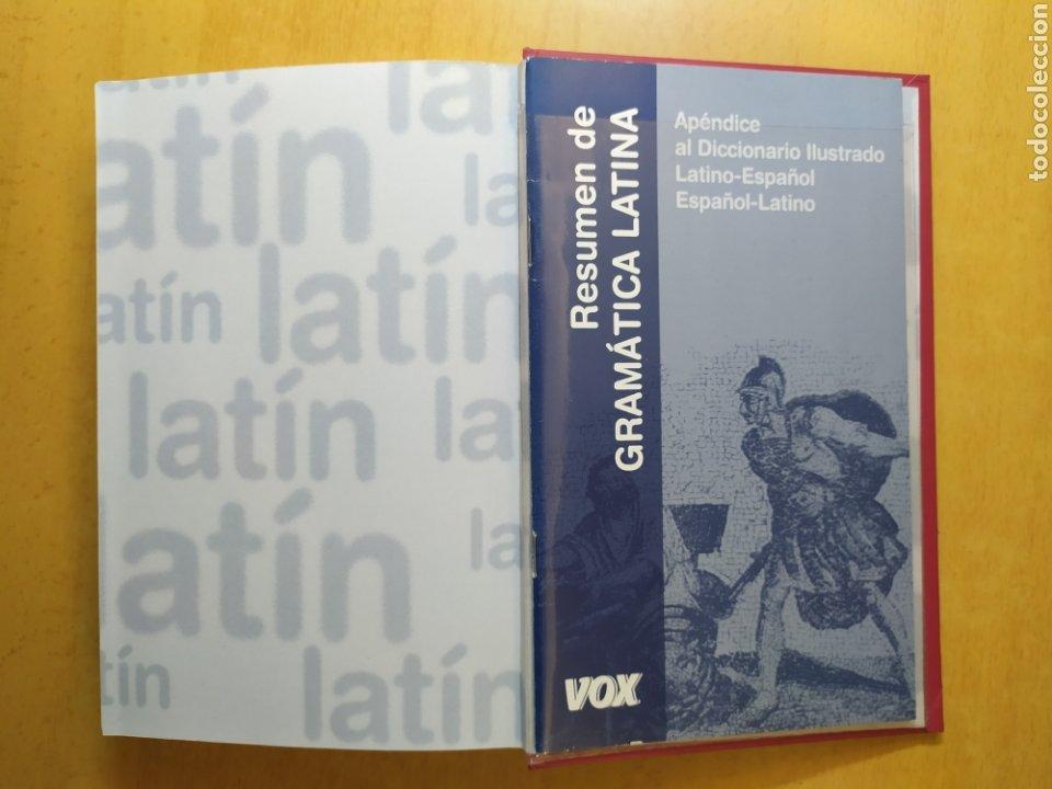Diccionarios de segunda mano: DICCIONARIO ILUSTRADO LATINO-ESPAÑOL & ESPAÑOL-LATINO / VOX. 2011 - Foto 4 - 263257960