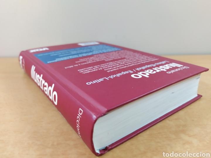 Diccionarios de segunda mano: DICCIONARIO ILUSTRADO LATINO-ESPAÑOL & ESPAÑOL-LATINO / VOX. 2011 - Foto 7 - 263257960