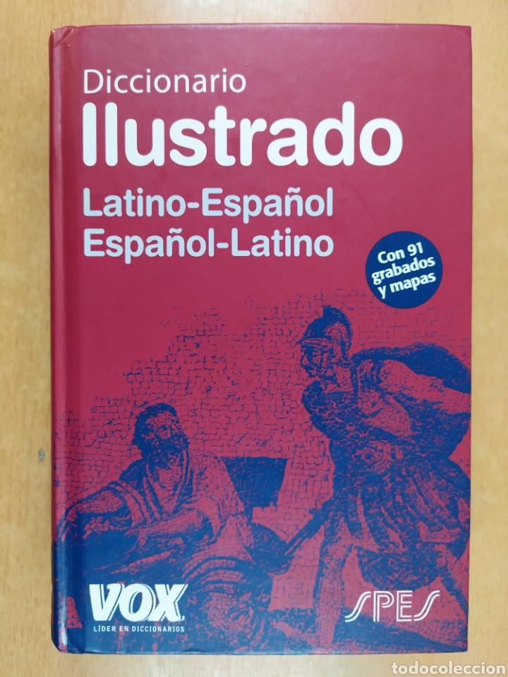 DICCIONARIO ILUSTRADO LATINO-ESPAÑOL & ESPAÑOL-LATINO / VOX. 2011 (Libros de Segunda Mano - Diccionarios)