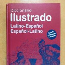 Diccionarios de segunda mano: DICCIONARIO ILUSTRADO LATINO-ESPAÑOL & ESPAÑOL-LATINO / VOX. 2011. Lote 263257960