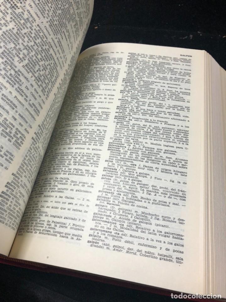 Diccionarios de segunda mano: Vox Diccionario general ilustrado de la lengua espanola. Ramon Menendez Pidal, Samuel Gili Gaya 1970 - Foto 5 - 266314633