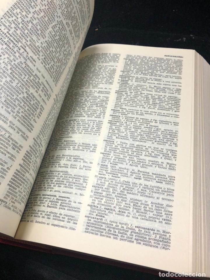 Diccionarios de segunda mano: Vox Diccionario general ilustrado de la lengua espanola. Ramon Menendez Pidal, Samuel Gili Gaya 1970 - Foto 6 - 266314633
