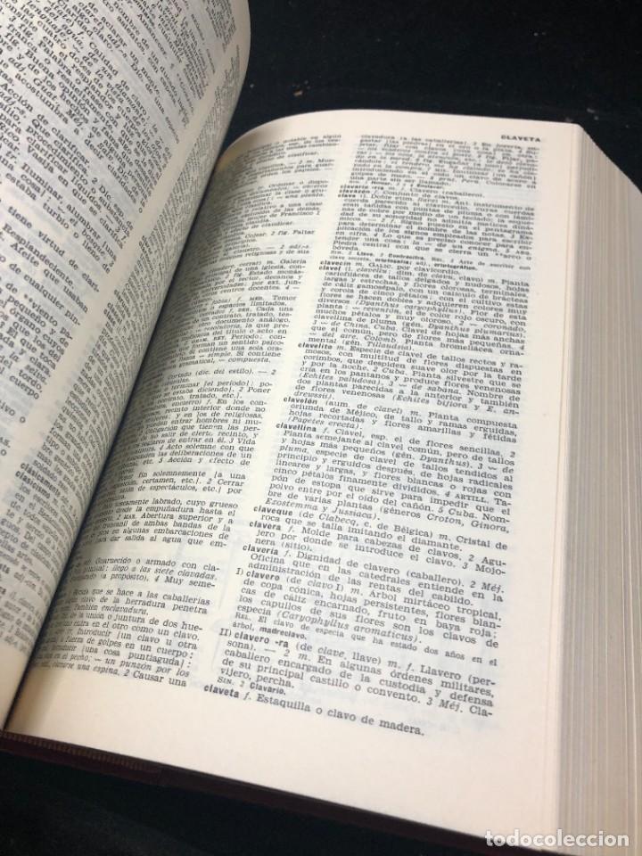 Diccionarios de segunda mano: Vox Diccionario general ilustrado de la lengua espanola. Ramon Menendez Pidal, Samuel Gili Gaya 1970 - Foto 8 - 266314633