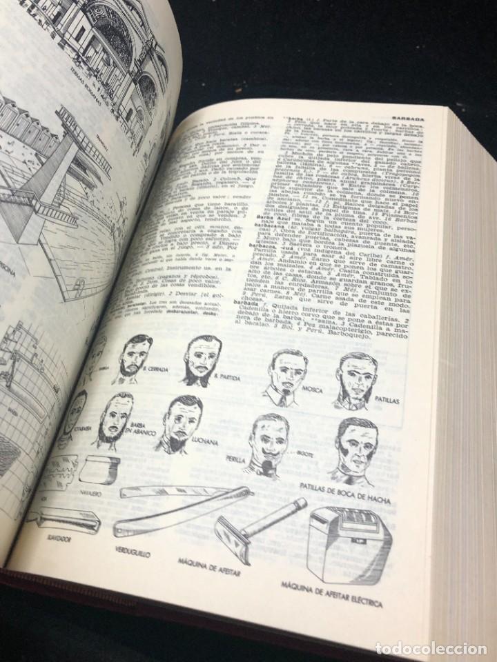 Diccionarios de segunda mano: Vox Diccionario general ilustrado de la lengua espanola. Ramon Menendez Pidal, Samuel Gili Gaya 1970 - Foto 10 - 266314633