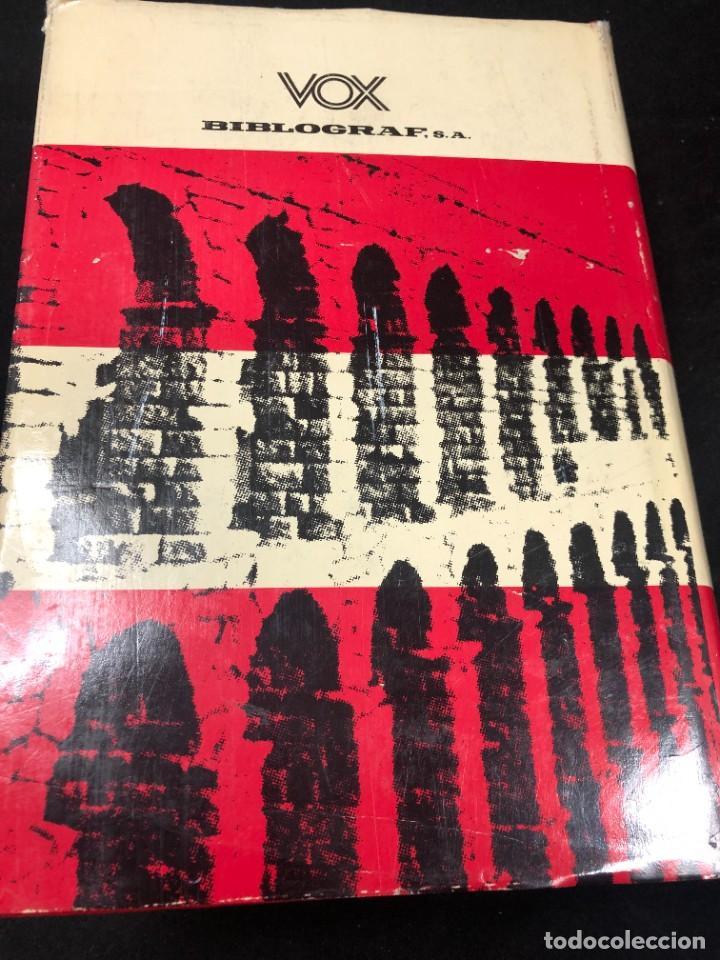 Diccionarios de segunda mano: Vox Diccionario general ilustrado de la lengua espanola. Ramon Menendez Pidal, Samuel Gili Gaya 1970 - Foto 12 - 266314633