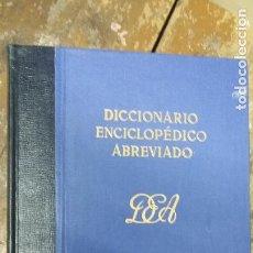 Diccionarios de segunda mano: DICCIONARIO ENCICLOPÉDICO ABREVIADO, ESPASA CALPE S.A.TOMO VI. Lote 268957544