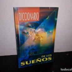 Diccionarios de segunda mano: 31- DICCIONARIO DE LOS SUEÑOS. Lote 269815308