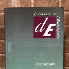 Diccionarios de segunda mano: DICCIONARI SÀNSCRIT-CATALÀ. ÒSCAR PUJOL. Lote 269817503