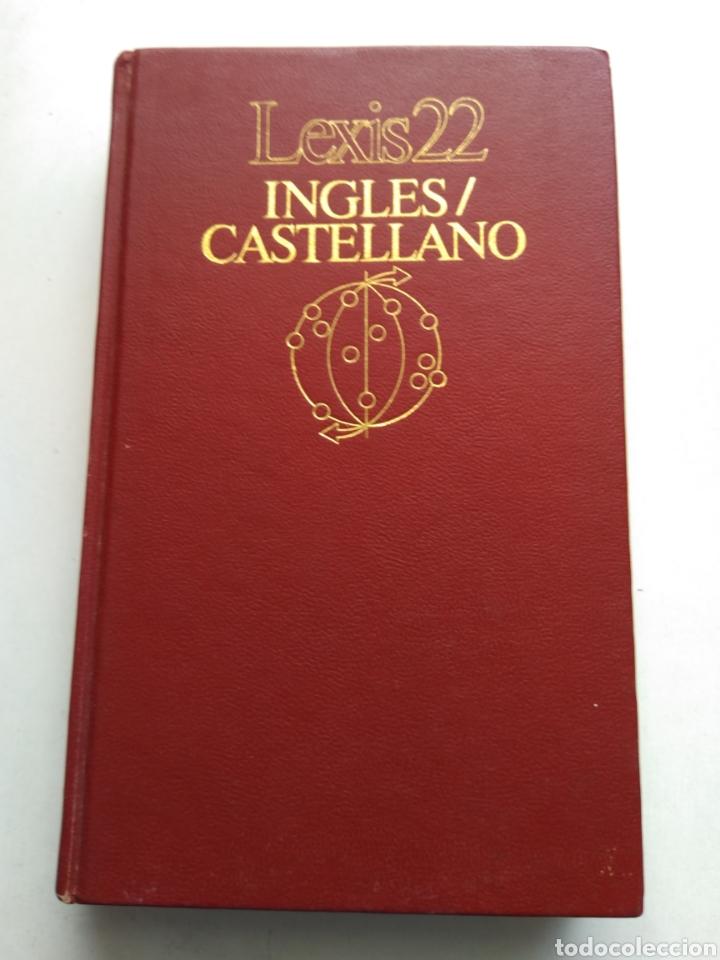 DICCIONARIO INGLÉS-CASTELLANO/LEXIS (Libros de Segunda Mano - Diccionarios)