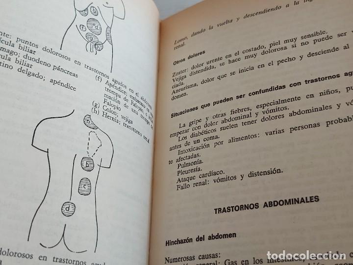 Diccionarios de segunda mano: DICCIONARIO DE SÍNTOMAS / DRA. JOAN GÓMEZ / EDICIONES ACERVO-1981 / LIBRO DE OCASIÓN !! - Foto 3 - 270870098
