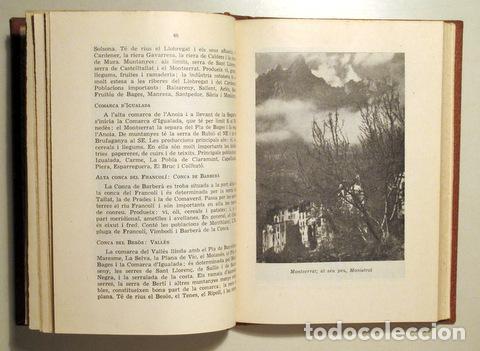 Diccionarios de segunda mano: SALLARÈS, Joan - PRIMER DICCIONARI CATALÀ DEXCURSIONISME - Barcelona 1959 - Foto 3 - 270899423