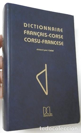 DICTIONNARIE FRANÇAIS-CORSE / CORSU-FRANCESE (Libros de Segunda Mano - Diccionarios)