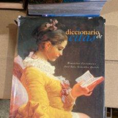 Diccionarios de segunda mano: LIBRO DICCIONARIO DE ELLAS. Lote 275694098
