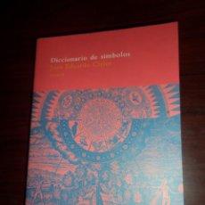 Livros em segunda mão: DICCIONARIO DE SIMBOLOS - JUAN EDUARDO CIRLOT - EDITORIAL SIRUELA - DISPONGO DE MAS LIBROS. Lote 275877348