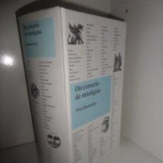Diccionarios de segunda mano: DICCIONARIO DE MITOLOGIA - YVES BONNEFOY - DISPONGO DE MAS LIBROS. Lote 276147743