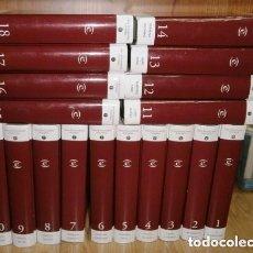 Diccionarios de segunda mano: GRAN ENCICLOPEDIA UNIVERSAL Y DICCIONARIOS 24T / ED. ESPASA CALPE / BIBLIOTECA EL MUNDO, MADRID 2003. Lote 19503206