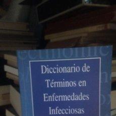 Diccionarios de segunda mano: DICCIONARIO DE TÉRMINOS EN ENFERMEDADES INFECCIOSAS, J. BERBERAN M. GOMIS J. PRIETO, ED. PFISER. Lote 276668638