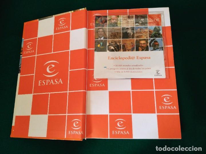 Diccionarios de segunda mano: NUEVO ESPASA ILUSTRADO MÁS 9 DICCIONARIOS EN CD - ROM - EDICIÓN LIMITADA - ESPASA - AÑO 2008 - Foto 4 - 153811030