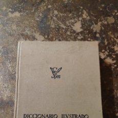 Diccionarios de segunda mano: DICCIONARIO ILUSTRADO LATINO - ESPAÑOL (ED. SPES S.A., 1969). Lote 277100333