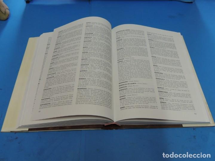 Diccionarios de segunda mano: DICCIONARIO HERÁLDICO Y NOBILIARIO DE LOS REINOS DE ESPAÑA.- FERNANDO GONZÁLEZ-DORIA - Foto 7 - 277176023