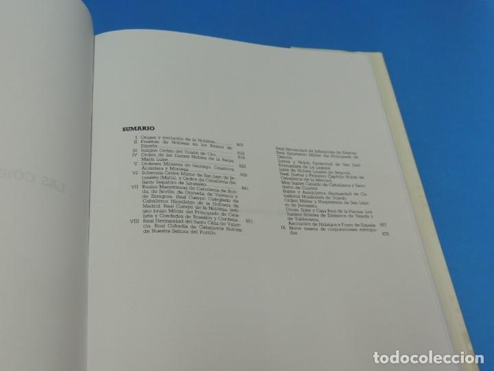 Diccionarios de segunda mano: DICCIONARIO HERÁLDICO Y NOBILIARIO DE LOS REINOS DE ESPAÑA.- FERNANDO GONZÁLEZ-DORIA - Foto 10 - 277176023